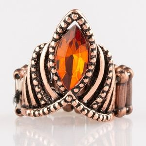 Heres Your Crown - Copper Ring
